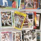 Lot of 60 Ryne Sandberg Baseball Cards Chicago Cubs