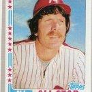1982 Topps Baseball Card #339 Mike Schmidt NM