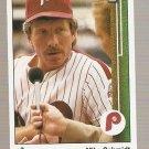 1989 Upper Deck Baseball Card  #406 Mike Schmidt NM or better