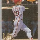1994 Ted Williams 500 Club Baseball Card  #7 Mike Schmidt NM-MT