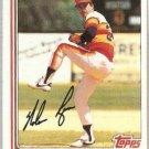 1982 Topps Baseball Card #90 Nolan Ryan EX-MT