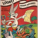 Looney Tunes and Merrie Melodies Comics #111 GD