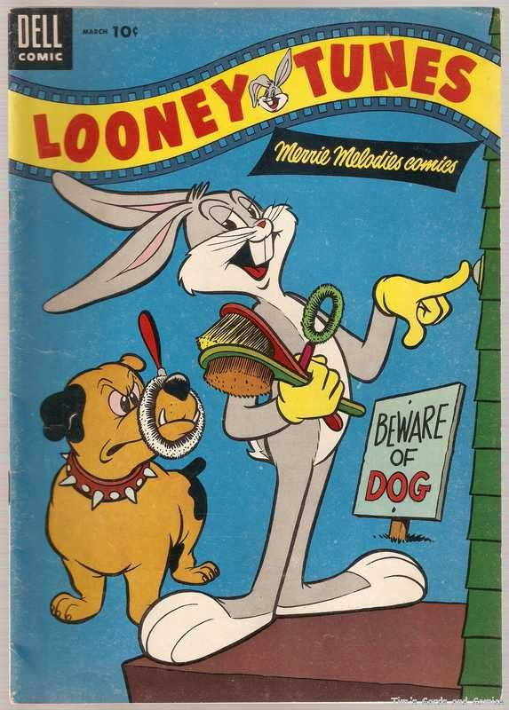 Looney Tunes and Merrie Melodies Comics #161 VG/FN
