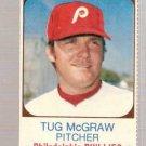 1975 Hostess Baseball Card #149 Tug McGraw Phillies