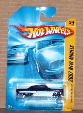 Hot Wheels 2007 New Models #034 Custom �53 Chevy