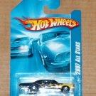 Hot Wheels 2007 All Stars #137 1967 Pontiac GTO Black