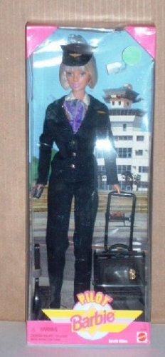Pilot Barbie Doll in Original Box 1999