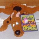 Scooby Doo Where R-U? Bean Bag Toy Cartoon Network Applause Plush Stuffed