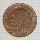 1917 British Penny Loose VG - FN