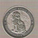 North Shore Animal League Commemorative Medallion 1981