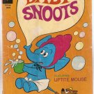 Baby Snoots #1 Gold Key Comics 1970 Good