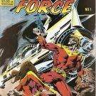 Bold Adventure #1 Pacific Comics 1983 Very Good
