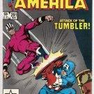 Captain America (1968) #291 Marvel Comics March 1984 FN