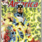 Captain America (1998 series) #38 Marvel Comics Feb. 2001 VF
