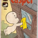 Casper the Friendly Ghost (1958 series) #135 Harvey Comics Nov 1969 FR