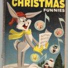Bugs Bunny's Christmas Funnies #5 Dell Giant Comics Nov. 1954 PR-FR