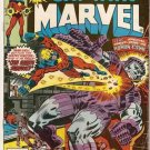 Captain Marvel (1968 series) #47 Marvel Comics Nov. 1976 Good