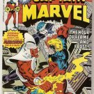 Captain Marvel (1968 series) #51 Marvel Comics July 1977 Good