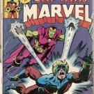 Captain Marvel (1968 series) #58 Marvel Comics Sept. 1978 Good