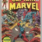 Captain Marvel (1968 series) #44 Marvel Comics May 1976 VG