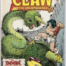 Claw the Unconquered (1975 series) #2 DC Comics Aug. 1975 VG