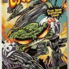 CyberFrog #1 Harris Comics Feb. 1995 Very Fine