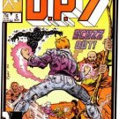 D.P.7 #5 Marvel Comics March 1987 VF