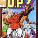 D.P.7 #7 Marvel Comics May 1987 VF