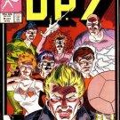 D.P.7 #9 Marvel Comics July 1987 FN