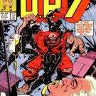 D.P.7 #13 Marvel Comics Nov 1987 FN