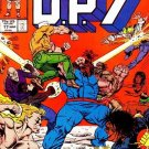 D.P.7 #17 Marvel Comics March 1988 FN