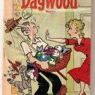 Dagwood Comics #81 Harvey Sep 1957 Poor