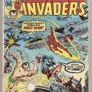 Invaders (1975 series) #1 Marvel Comics Aug. 1975 Good