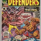 Defenders (1972 series) #20 Marvel Comics Feb. 1975 VG