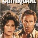 Earthquake Charlton Heston Ava Gardner George Kennedy VHS Movie Used