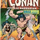 Conan the Barbarian #65 Marvel Comics Aug. 1976 GD/VG