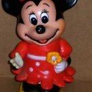 Vintage Minnie Mouse Bank Walt Disney Productions