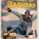 Four Color #1229 Thief of Baghdad Dell Comics 1961 Fair