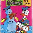 Walt Disney's Comics and Stories #438 Gold Key 1977 FR