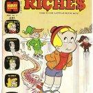 Richie Rich Riches #11 Harvey Comics March 1974 GD