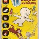 TV Casper and Company #33 Harvey Comics Oct. 1971 FR