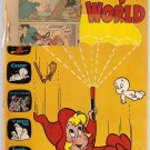 Wendy Witch World #34 Harvey Comics April 1970 Fair