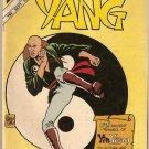 Yang #15 Charlton Comics 1975 Very Good