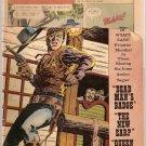 Wyatt Earp Frontier Marshal #69 Charlton Comics Poor