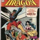 Hands of the Dragon #1 Atlas Comics June 1975 VG