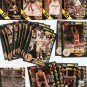 1991 Wild Card Basketball Lot of 26 Cards w/ Stripes Promos