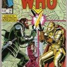 Doctor Who (1984 series) #14 Marvel Comics Nov 1985 VG