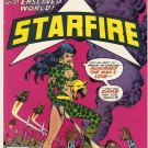 Starfire (1976 series) #1 DC Comics Sept. 1976 Fine