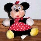 Minnie Mouse Plush Stuffed Toy Disneyland Walt Disney World
