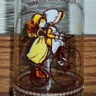 Vintage Holly Hobbie Happy Talk Coca-Cola Limited Edition Glass Friendship